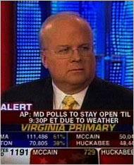 Karl Rove na Fox News