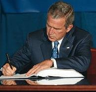 bush_signing