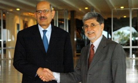 ElBaradei_CelsoAmorim