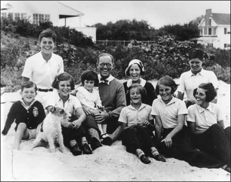 Kennedy_family